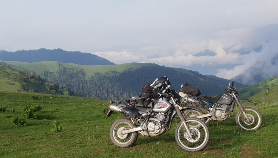 Wyprawa motocyklowa Gruzja - 10 dni przygód