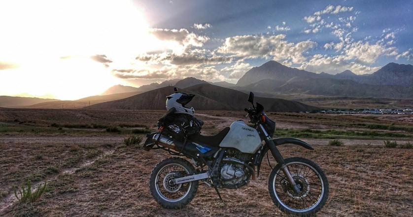 Wschodnia Gruzja - motocyklowa wyprawa 7 dni