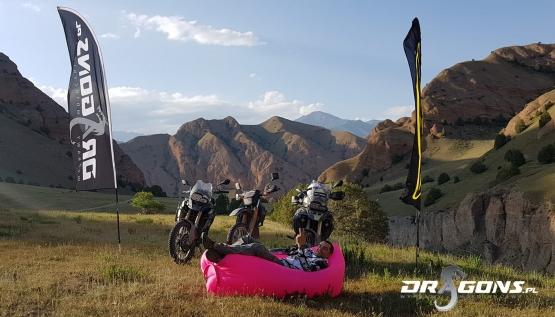 Zachodnia Gruzja - motocyklowa wyprawa 7 dni