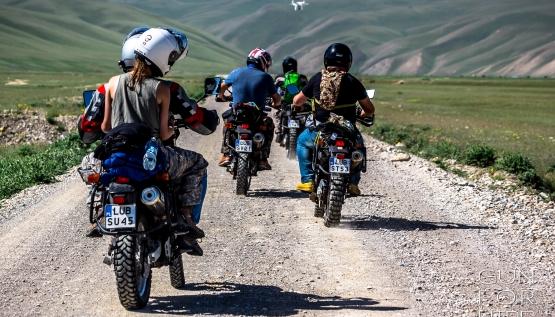 Gruzja na motocyklu - 8 dni