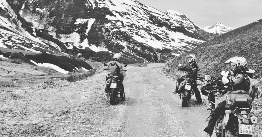Gruzja na motocyklu - 7 dni