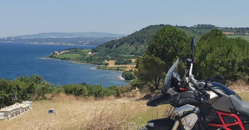 Z Gruzji do Polski w 10 dni - wyprawa motocyklami BMW F800GS