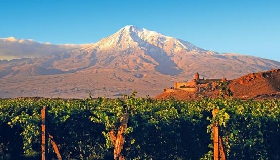 Zwiedzanie Gruzji i Armenii